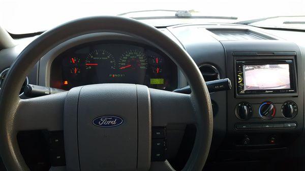 2005 Ford F-150 XLT Super Crew Cab 4x4