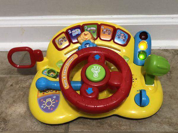 Vtech driver toy