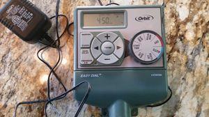 Orbit 4-zone indoor easy dial sprinkler timer for Sale in Los Angeles, CA
