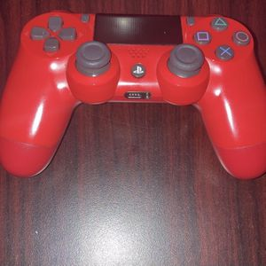 Red Ps4 Controller for Sale in El Monte, CA