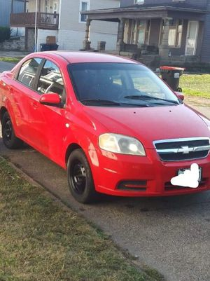 2008 Chevy Aveo LS for Sale in Newark, OH
