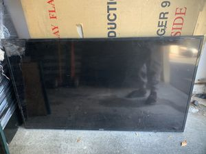 65inch Samsung LED $50 screen cracked for Sale in Las Vegas, NV