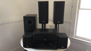 Suround Sound System 5.1 for Sale in Redlands, CA