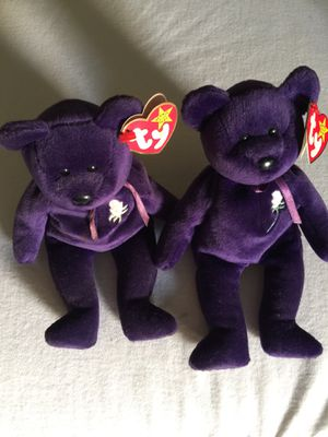 ty Original Beanie Baby - Princess Diana for Sale in Torrance, CA