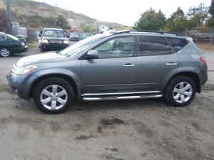 2006 Nissan Murano SL Awd 140k miles runs and drives!!! for Sale in Temple Hills, MD