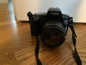 Canon EOS Rebel S Camera w/ Canon 80mm Lens for Sale in Bethany, CT
