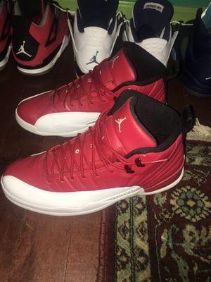 Nike Air Jordan Retro 12 gym red size 13 for Sale in Falls Church, VA