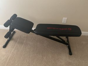 Weight bench for Sale in Chesapeake, VA