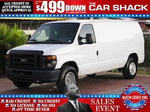 2008 Ford Econoline Cargo Van for Sale in Hialeah, FL