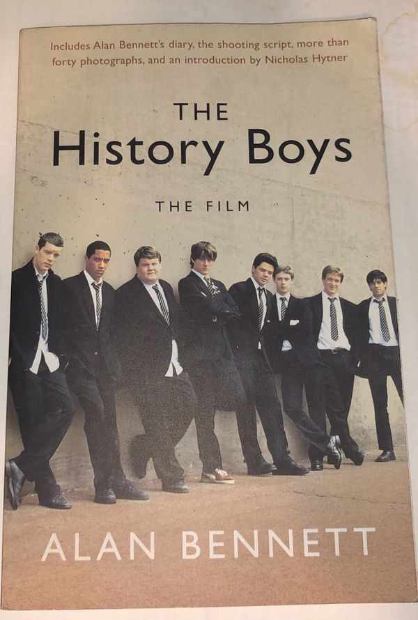 The History Boys The Film paperback book
