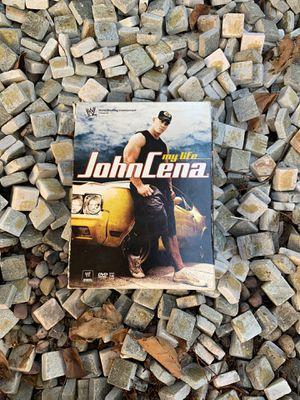 WWE John Cena My Life DVD for Sale in Buena Park, CA