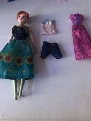 Barbie doll and clothes for Sale in Perris, CA