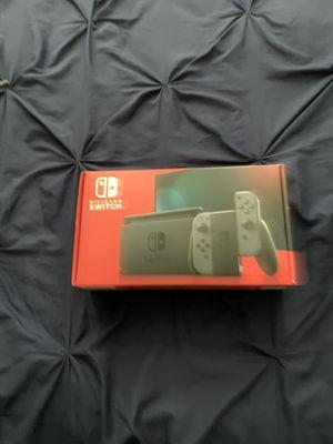New Nintendo Switch V2 with Gray joycons for Sale in Apopka, FL