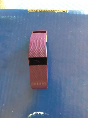 Fitbit charge hr plum first generation for Sale in Bloomington, IL