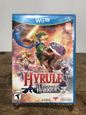 Hyrule Warriors for Nintendo Wii U, Cleaned, Tested and Works great 🎮❄️🕹 for Sale in Concord, CA