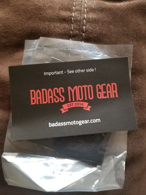 Badass Moto Gear Motorcycle Cover for Sale in Antioch, CA