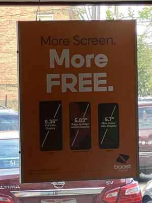 Free Friday when you switch to boostmobile for Sale in Rocky River, OH