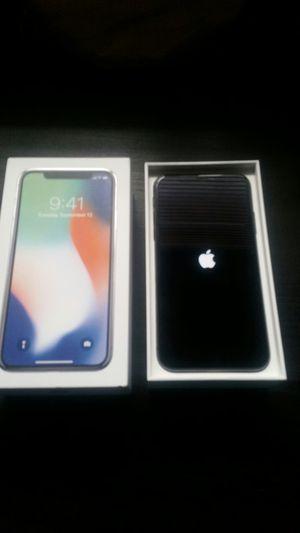 Like New IPhone X Unlocked for Sale in Bellevue, WA