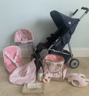 Pottery Barn kids play baby items and Kids play stroller for Sale in Largo, FL