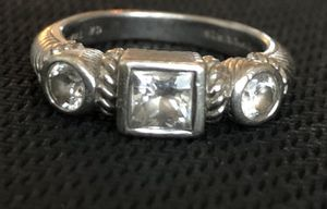 Vintage Judith Ripka Ring Size 8 for Sale in North Potomac, MD