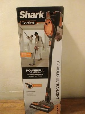 Shark Rocket corded ultra light vacuum for Sale in Stockton, CA