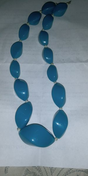 Sky blue necklace must pick up for Sale in Washington, DC