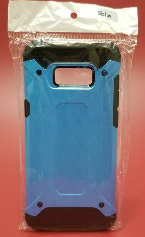 Samsung Galaxy S8 Plus Blue Armor Case for Sale in San Diego, CA