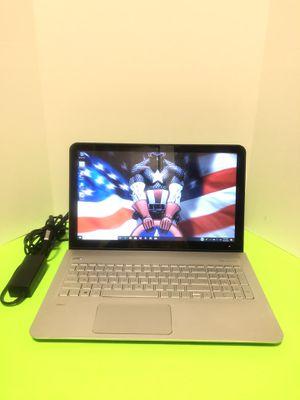 Hp ENVY Laptop ,1TB HD , AMD FX, 6GB of ram ,Wind 10 ,Touchscreen,Microsoft office, for Sale in Arlington, TX