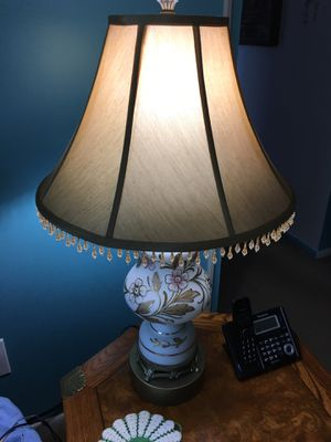 Antique lamp for Sale in Silver Spring, MD