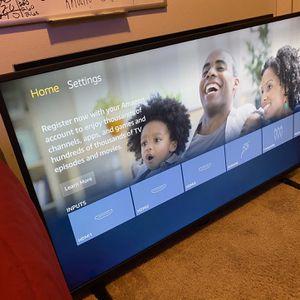 """50"""" 4K Smart tv for Sale in Auburn, WA"""