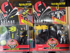 Batman action figures. for Sale in Puyallup, WA