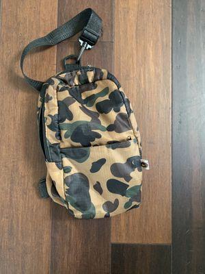 Bape x porter shoulder bag for Sale in Portsmouth, VA