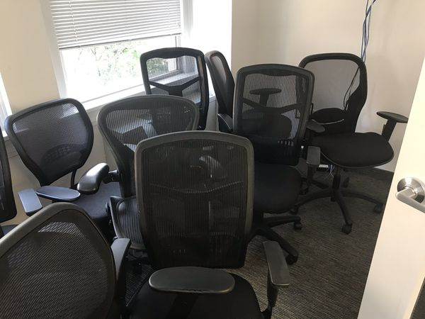 20 Premium Executive Office Chairs Available Now!!