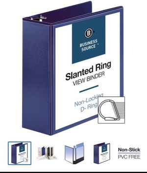 """4"""" 3 ring binder for Sale in Dearborn Heights, MI"""
