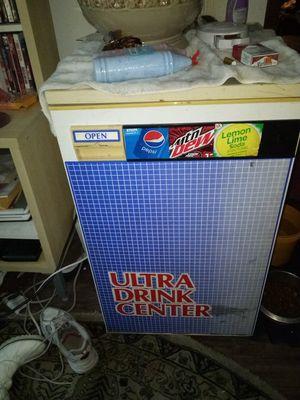 Drink soda vending machine for Sale in Salt Lake City, UT