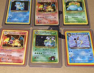 Old Pokémon Cards Looking For Good Offers! for Sale in Fort Lauderdale,  FL