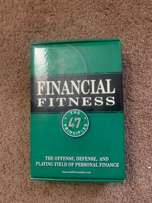 Financial Fitness for Sale in Raleigh, NC