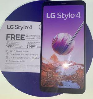 LG Stylo 4 for Sale in Abilene, TX