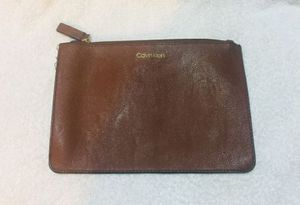 Leather Makeup Bag for Sale in Winter Haven, FL