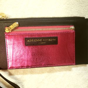 Brand New ALL IN ONE Wristlet Coin Purse and Credit Card Holder. Detachable credit card holder 25.00 for Sale in Takoma Park, MD