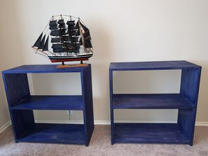 All of it for 65 bucks! Lot of Boys Room Decor and Shelving for Sale in Keller, TX