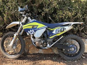 2016 Husqvarna FE 501 dirtbike for Sale in Orange, CA