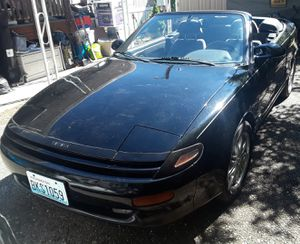 1991 Toyota celica gt convertible excellent shape for Sale in Bothell, WA
