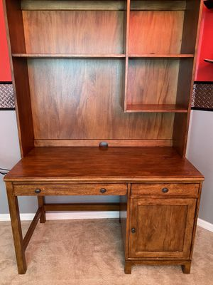 Ethan Allen desk and hutch for Sale in Cooper City, FL
