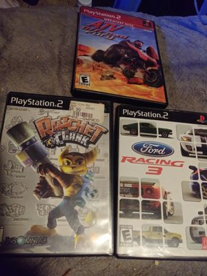Ps2 games for Sale in Victorville, CA