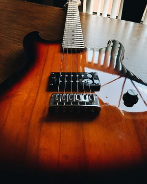 Tye-ger Electric Guitar for Sale in Las Vegas, NV