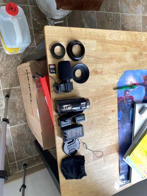 4K camcorder for Sale in Portland, OR