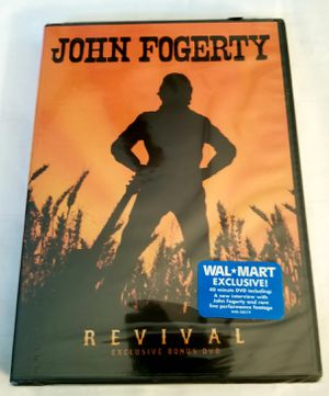 John Fogerty Revival Exclusive Bonus Dvd for Sale in Olympia, WA