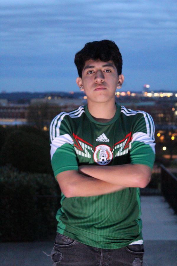 14/15 Mexico Adidas Home Jersey Soccer Shirt