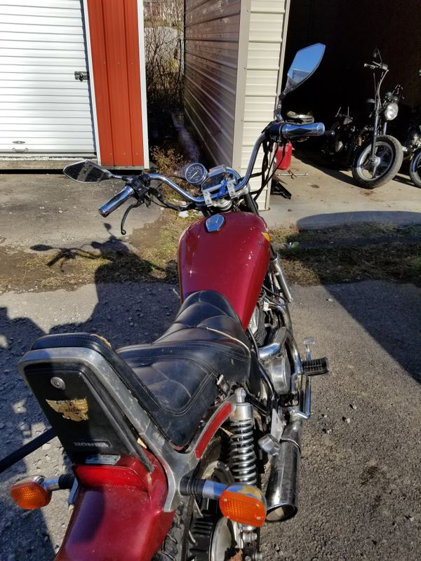 Honda shadow 1986